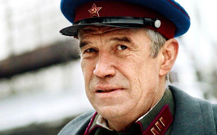 Российские актёры кино: Сергей Гармаш