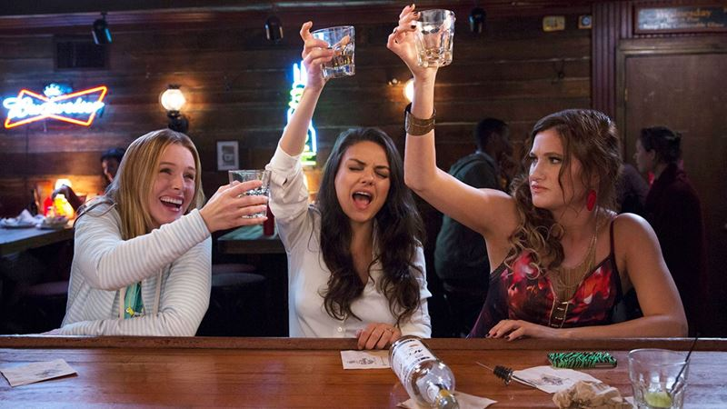 Лучшие американские комедии 2017: «Очень плохие мамочки 2»