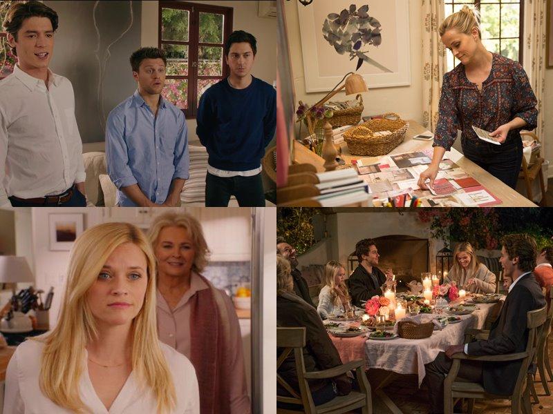 Кинопремьеры сентября 2017: «В гостях у Элис» (Home Again), США, романтическая комедия