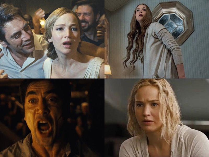 Кинопремьеры сентября 2017: «мама!» , триллер, США