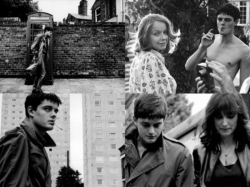 Стильные современные чёрно-белые фильмы: «Контроль» (Control), 2007