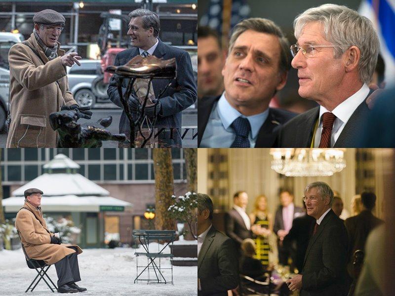 Фестиваль американского кино Amfest-2017: «Норман: Умеренный взлет и трагическое падение нью-йоркского посредника»