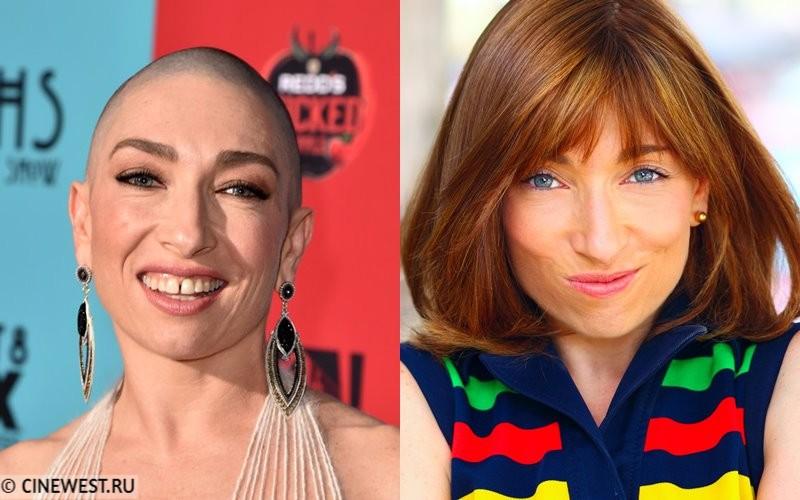 Некрасивые женщины-актрисы - Наоми Гроссман - лысая и рыжая