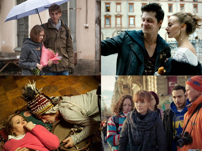 Российские комедии 2016: «Петербург. Только по любви» - киноновеллы о Питере