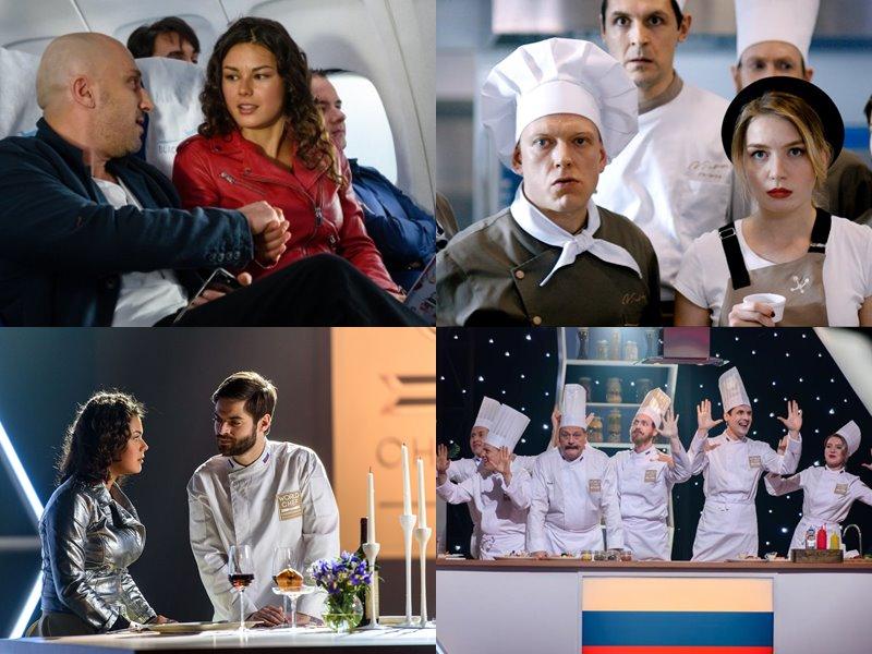 Российские комедии 2017 - «Кухня. Последняя битва», режиссёр: Антон Федотов