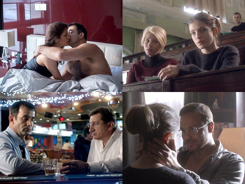 Российские мелодрамы 2016-2017 - «О любви», режиссёр: Владимир Бортко