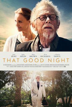 «Новое британское кино» 2017 - «Безропотно во тьму» (That Good Night)