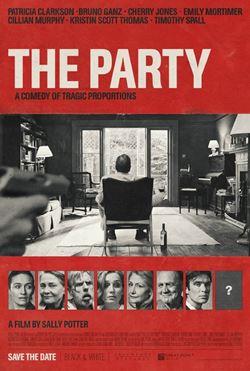 «Новое британское кино» 2017 - «Вечеринка» (The Party)