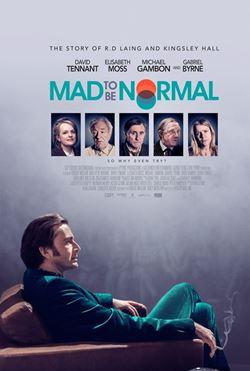 «Новое британское кино» 2017 - «Бесит быть нормальным» (Mad to be Normal)