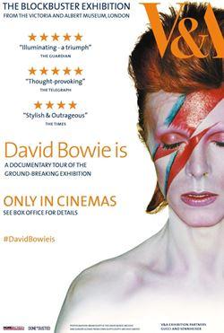 «Новое британское кино» 2017 - «David Bowie is»