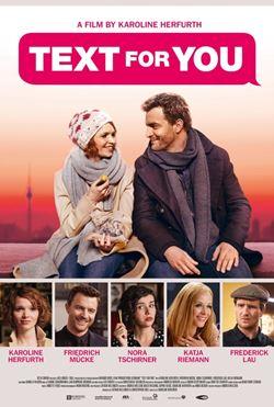 Фестиваль немецкого кино-2017 - «СМС для тебя» (SMS für Dich)