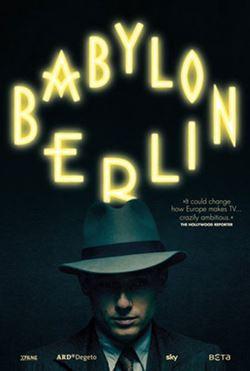 Фестиваль немецкого кино-2017 - «Вавилон-Берлин» (Babylon Berlin)
