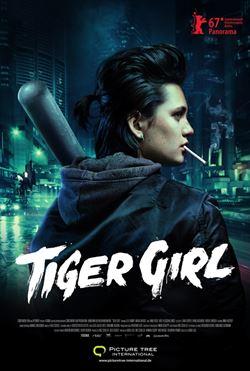 Фестиваль немецкого кино-2017 - «Девушка по прозвищу Зверь» (Tiger Girl)