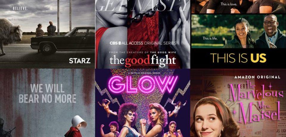 Critics' Choice Movie Awards-2018: номинанты в области телевидения