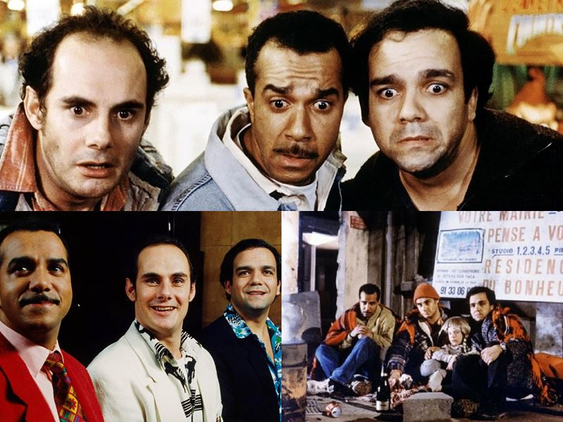 Фильмы про братьев - «Три брата», Les trois frères  Франция, 1995