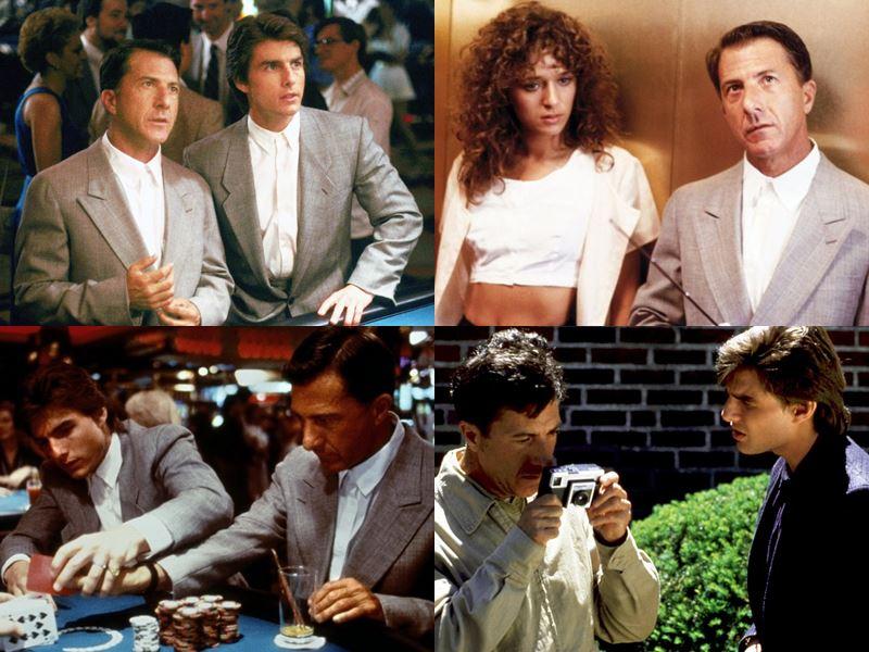 Фильмы про братьев - «Человек дождя», Rain Man  США, 1988