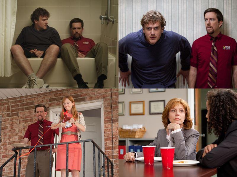 Фильмы про братьев - «Джефф, живущий дома», Jeff, Who Lives at Home  США, 2011