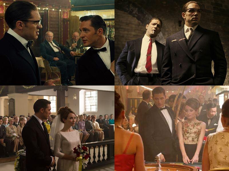 Фильмы про братьев - «Легенда», Legend  Великобритания, США, 2015