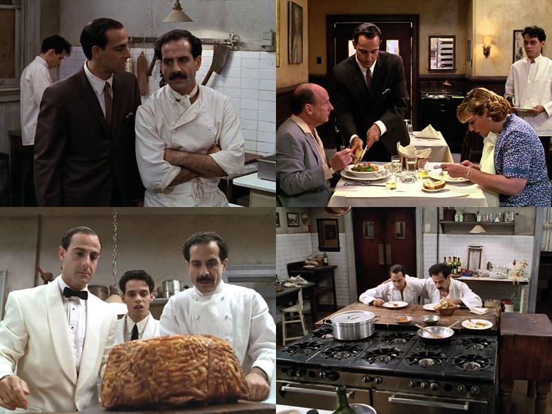 Фильмы про братьев - «Большая ночь», Big Night  США, 1996