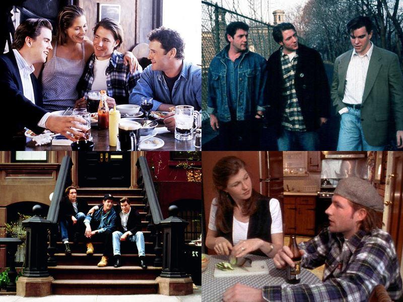 Фильмы про братьев - «Братья МакМаллен», The Brothers McMullen  США, 1995