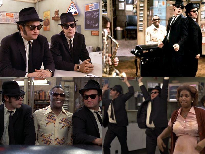 Фильмы про братьев - «Братья Блюз», The Blues Brothers  США, 1980
