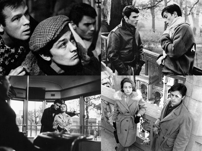 Фильмы про братьев - «Рокко и его братья», Rocco e i suoi fratelli  Франция, Италия, 1960