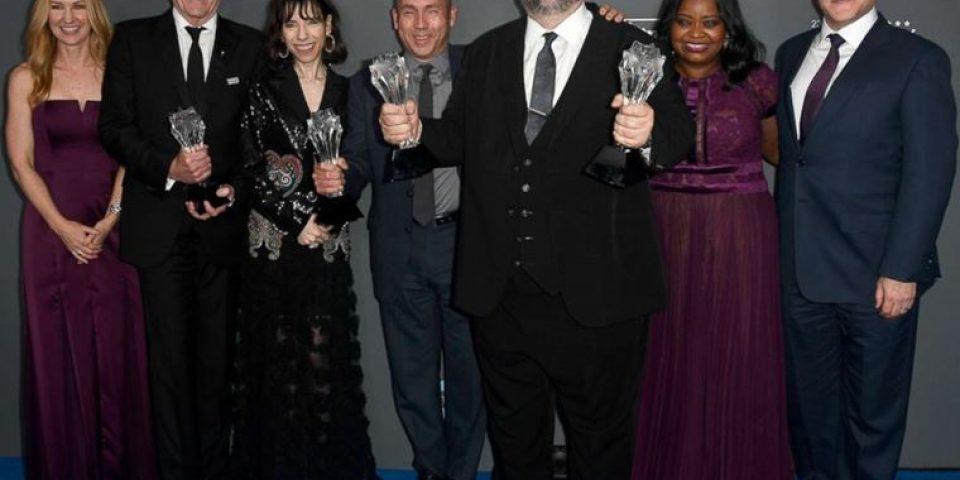 Critics' Choice Movie Awards-2018: победители