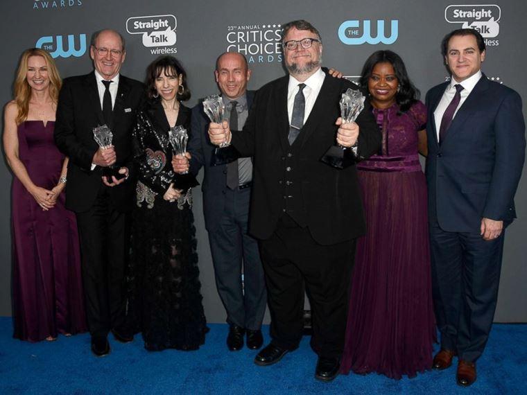 Победители Critics' Choice Movie Awards-2018 в области кинематографа