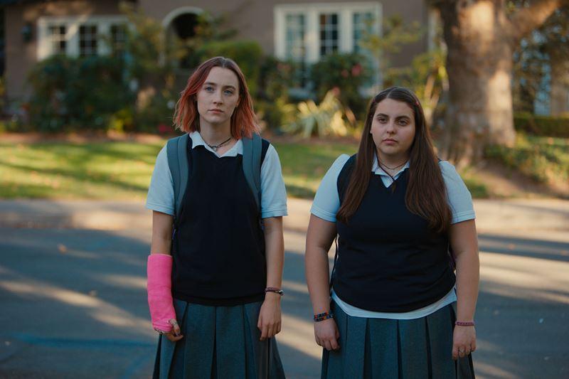 «Оскар-2018»: номинанты - «Леди Бёрд»