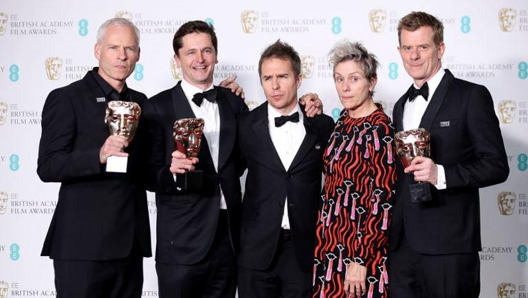 Премия BAFTA-2018: победители и номинанты - «Три билборда на границе Эббинга, Миссури»