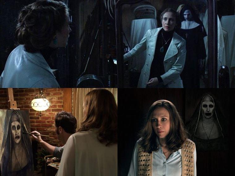 Хорроры 2018: новые фильмы ужасов - «Монахиня» (The Nun)