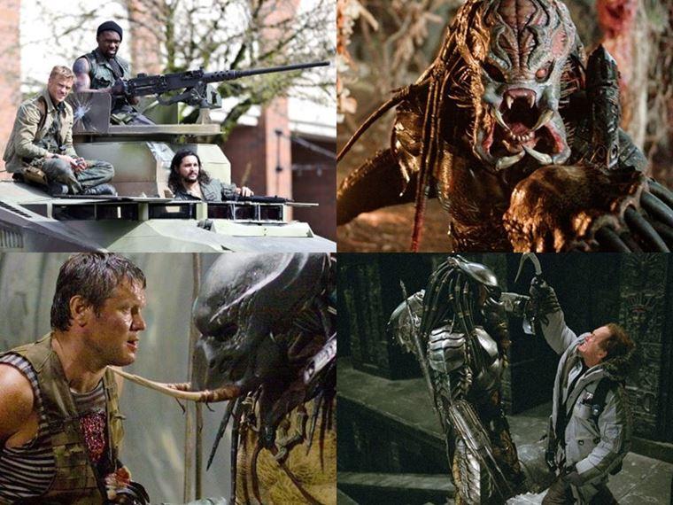 Хорроры 2018: новые фильмы ужасов - «Хищник» (The Predator)