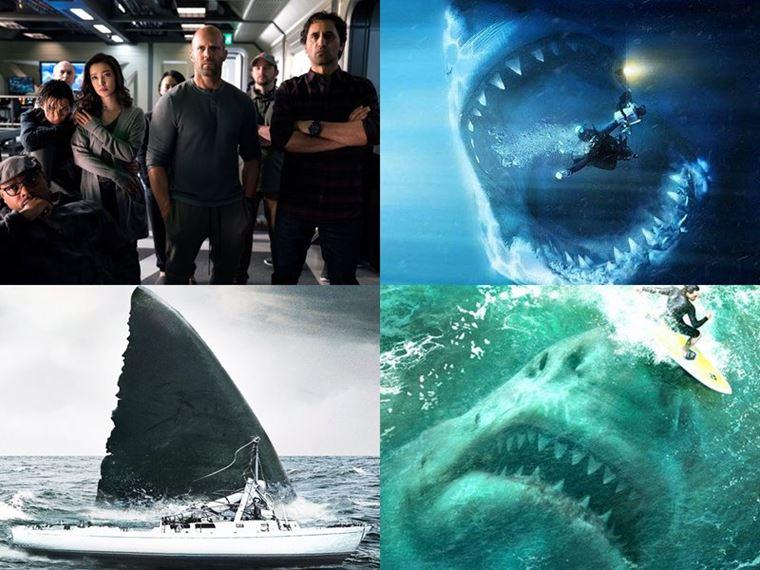 Хорроры 2018: новые фильмы ужасов - «МЭГ» (The Meg)