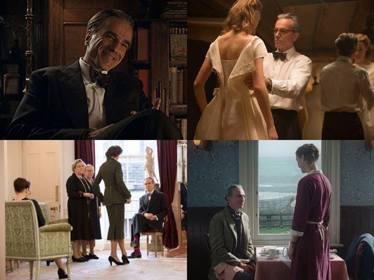 Кинопремьеры 2018: фильмы и даты выхода - «Призрачная нить» (Phantom Thread)