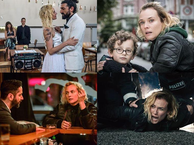 Кинопремьеры 2018: фильмы и даты выхода - «На пределе» (Aus dem Nichts)
