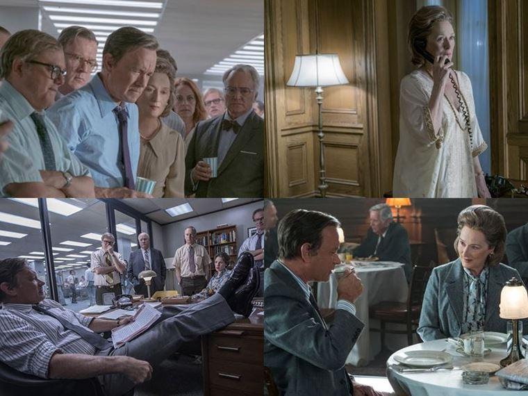 Кинопремьеры 2018: фильмы и даты выхода - «Секретное досье» (The Post)