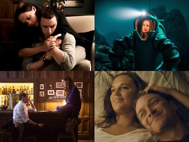 Кинопремьеры 2018: фильмы и даты выхода - «Погружение» (Submergence)