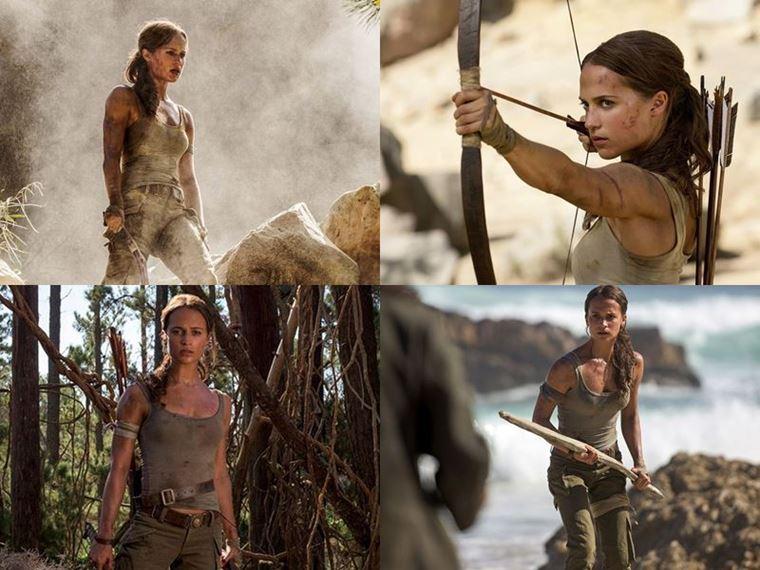 Кинопремьеры 2018: фильмы и даты выхода - «Tomb Raider: Лара Крофт» (Tomb Raider)