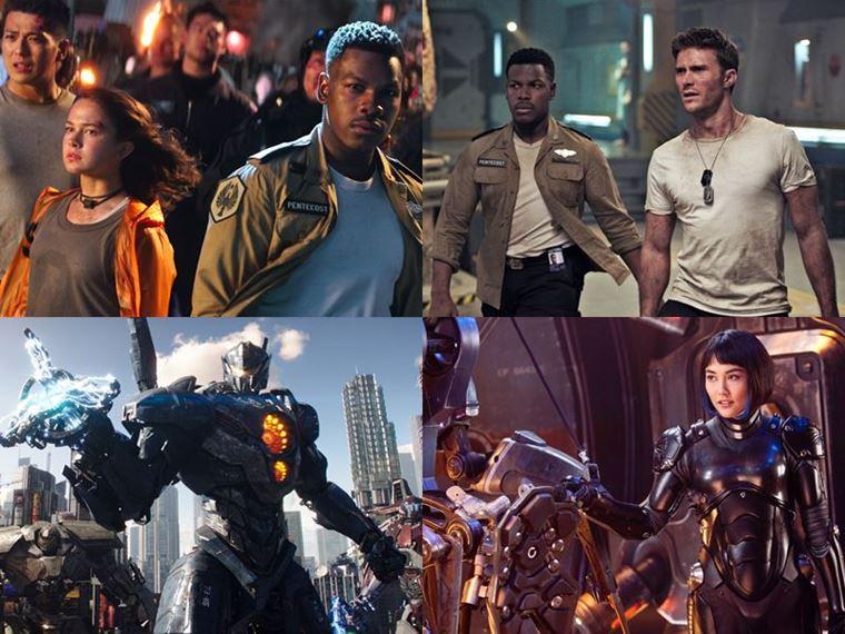 Кинопремьеры 2018: фильмы и даты выхода - «Тихоокеанский рубеж 2» (Pacific Rim Uprising)