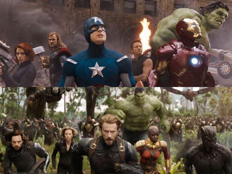 Кинопремьеры 2018: фильмы и даты выхода - «Мстители: Война бесконечности» (Avengers: Infinity War)