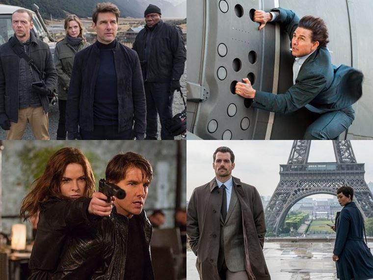 Кинопремьеры 2018: фильмы и даты выхода - «Миссия: невыполнима 6» (Mission: Impossible 6)