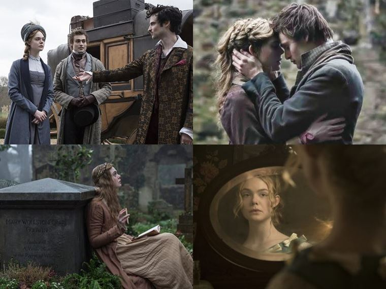 Кинопремьеры 2018: фильмы и даты выхода - «Страсти до Франкенштейна» (Mary Shelley)