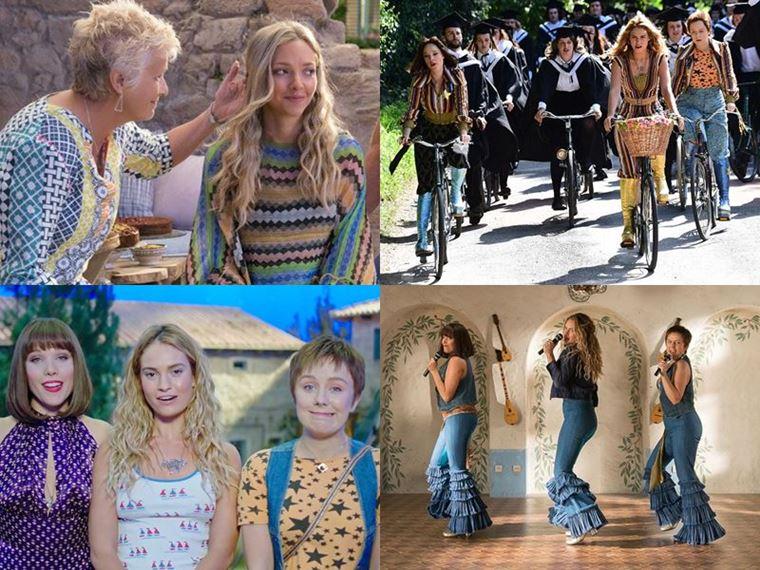 Кинопремьеры 2018: фильмы и даты выхода - «Mamma Mia! 2» (Mamma Mia! Here We Go Again)