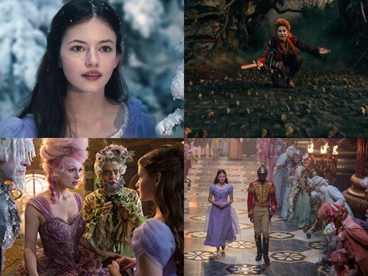 Кинопремьеры 2018: фильмы и даты выхода - «Щелкунчик и четыре королевства» (The Nutcracker and the Four Realms)