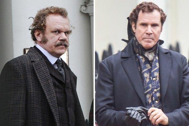 Кинопремьеры 2018: фильмы и даты выхода - «Приключения Шерлока Холмса» (Holmes and Watson)