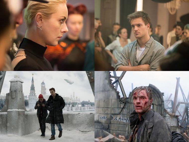Новые российские фильмы 2018 - «Черновик» - дата выхода: 15 марта 2018
