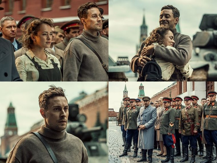Новые российские фильмы 2018 - «Танки» - дата выхода: 26 апреля 2018