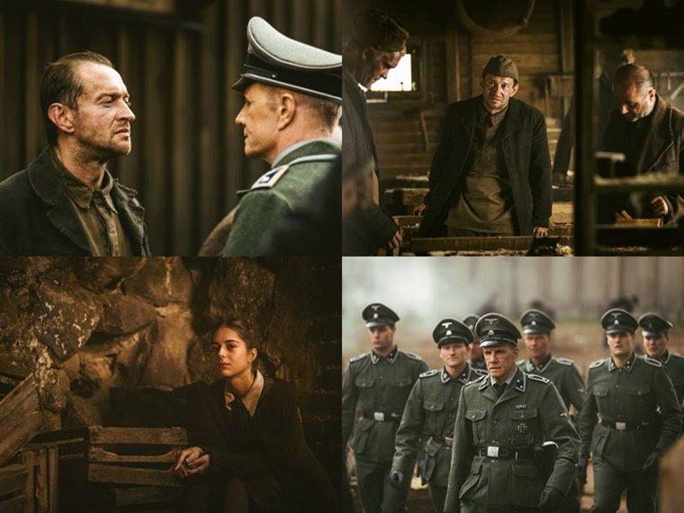 Новые российские фильмы 2018 - «Собибор» - дата выхода: май 2018