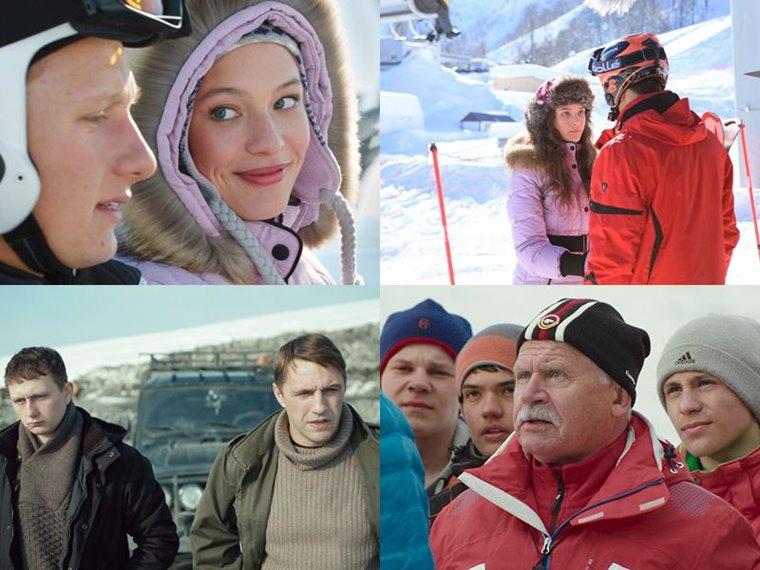 Новые российские фильмы 2018 - «Со дна вершины» - дата выхода: 1 марта 2018