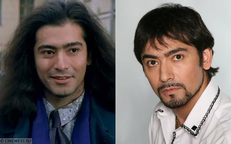 Актёры сериала «Бригада» тогда и сейчас - Фархад Махмудов (Фархад)